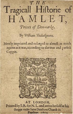 Hamlet q2 tp 1604 1