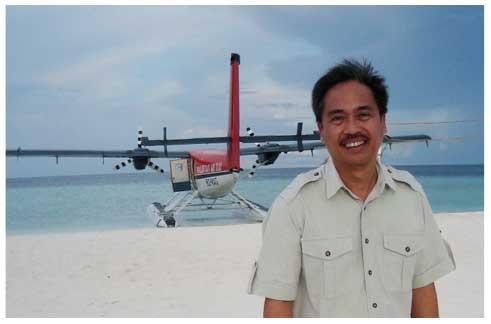 Capt in maldives